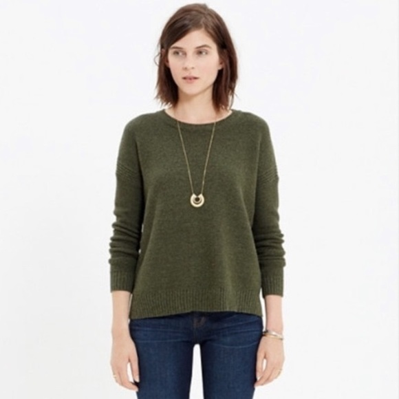 Madewell Kimball Pullover Knit Sweater